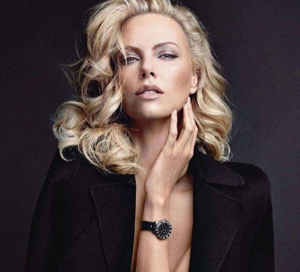 Шарлиз Терон в рекламе часов Dior VIII (5 фото) - Интересное - Релакс