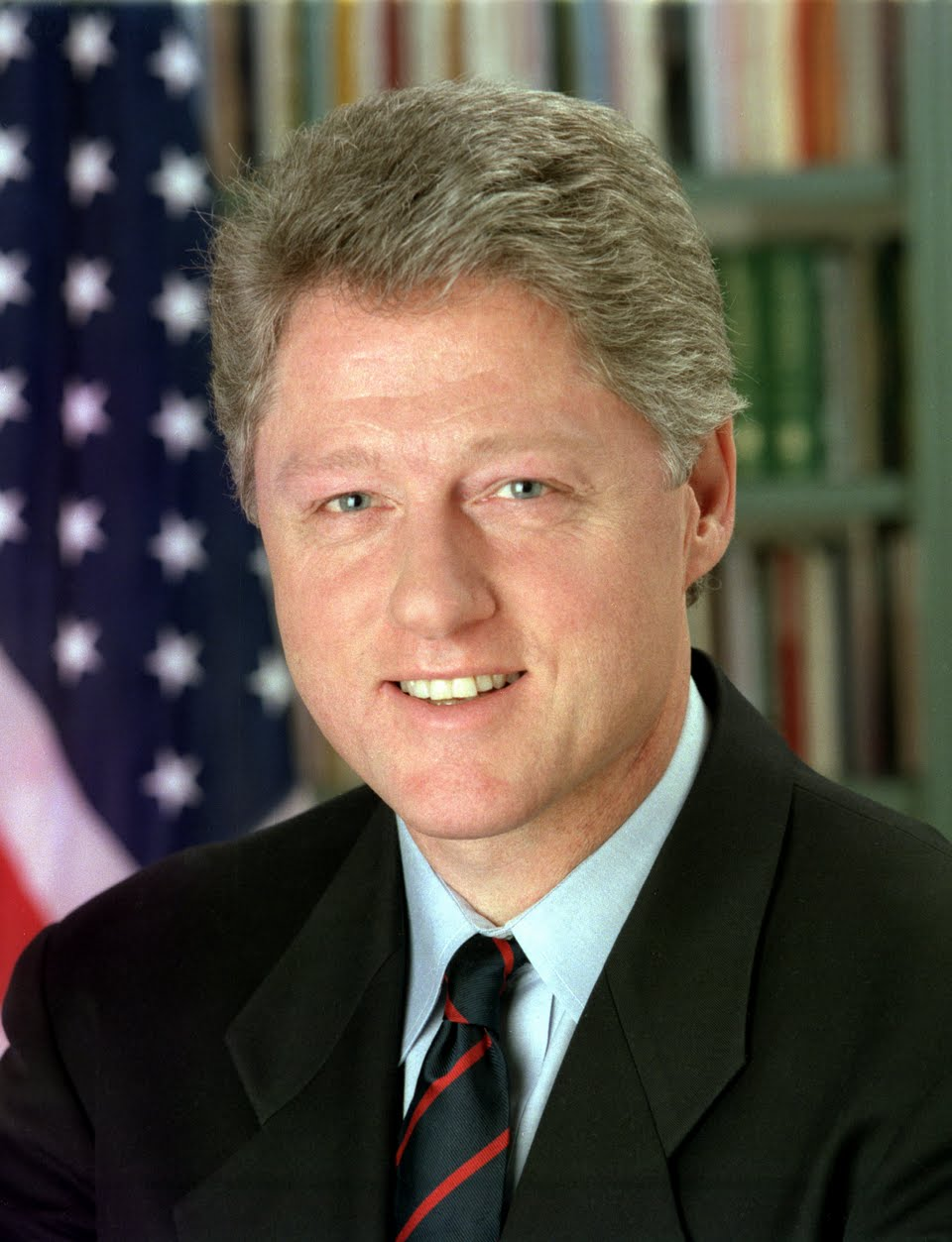 a research on the administration of william jefferson clinton in the united states of america William jefferson clinton was born william jefferson blythe iii  the administration succeeded in restoring haiti's  and the united states remained strong.