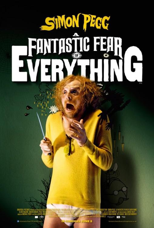 Невероятный страх перед всем a fantastic fear of everything