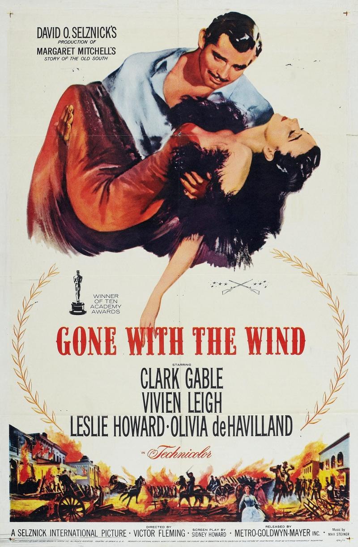 Цитаты из фильма Унесённые ветром (Gone with the Wind)