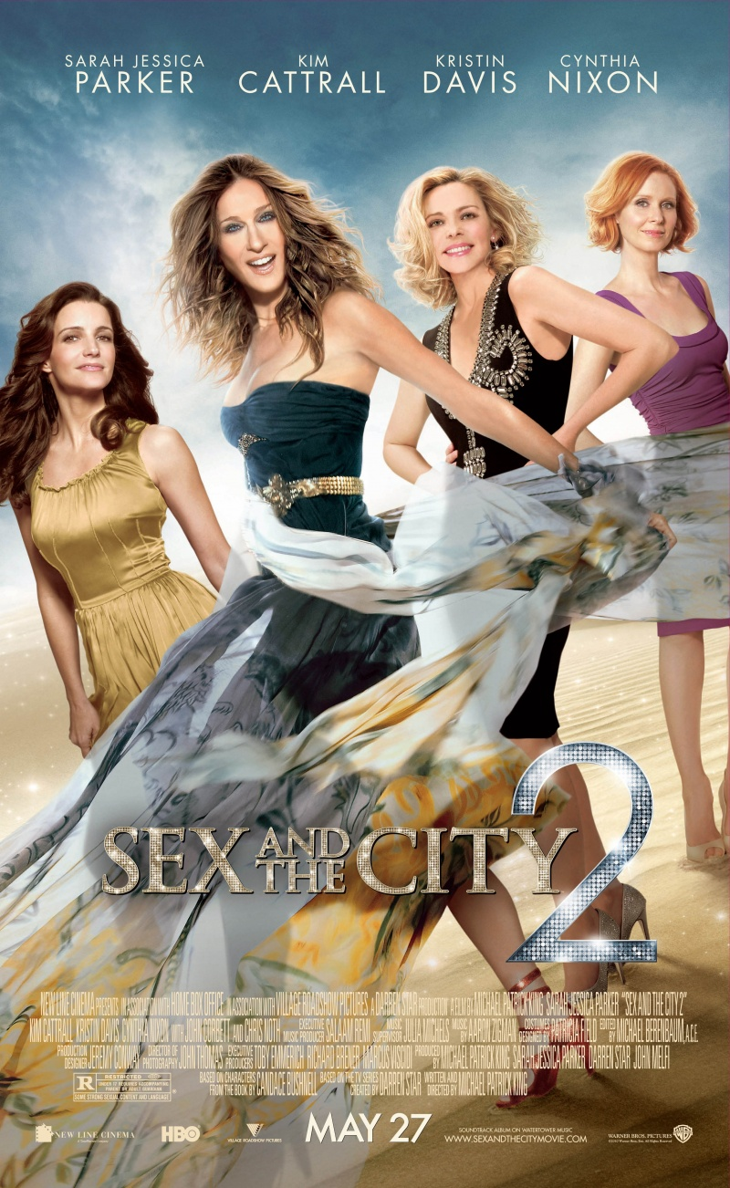 Sex in the city 2 info