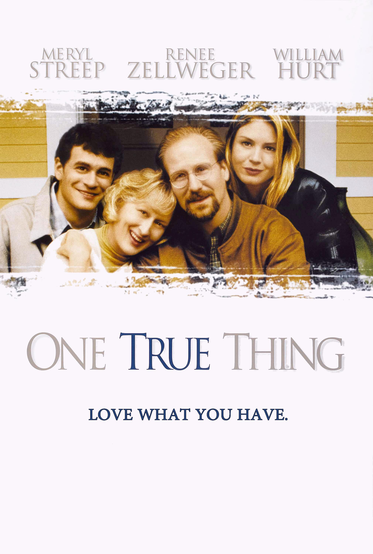 ჭეშმარიტი ღირებულებები - One True Thing / Истинные ценности (1998)