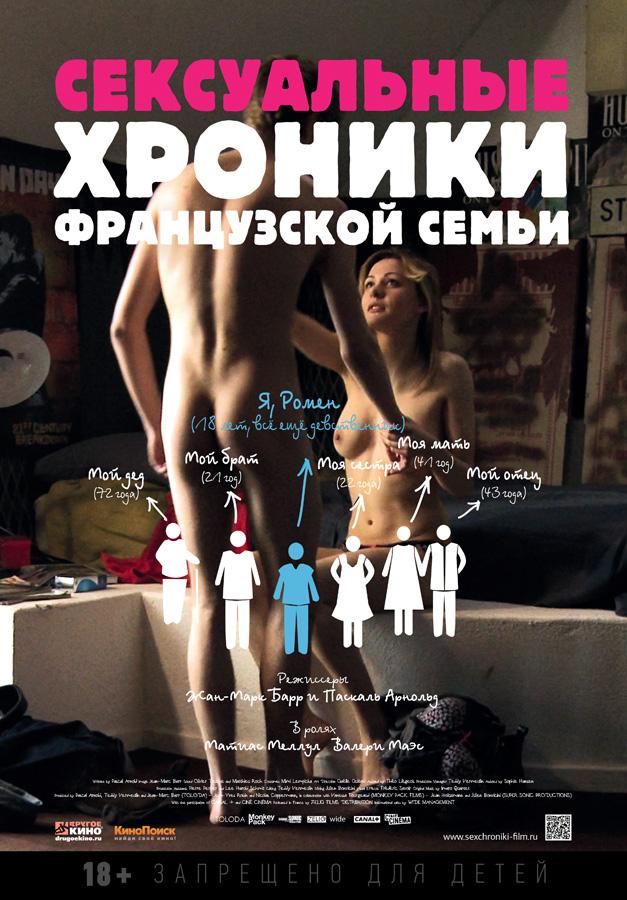 Сексуальные хроники французской семьи 2012 смотреть