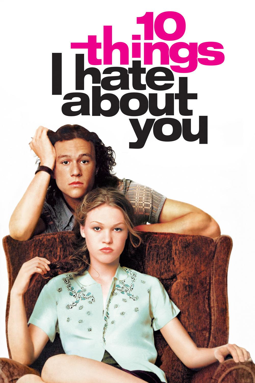 ჩემი სიძულვილის 10 მიზეზი (ქართულად) 10 Things I Hate About You / 10 Причин моей ненависти