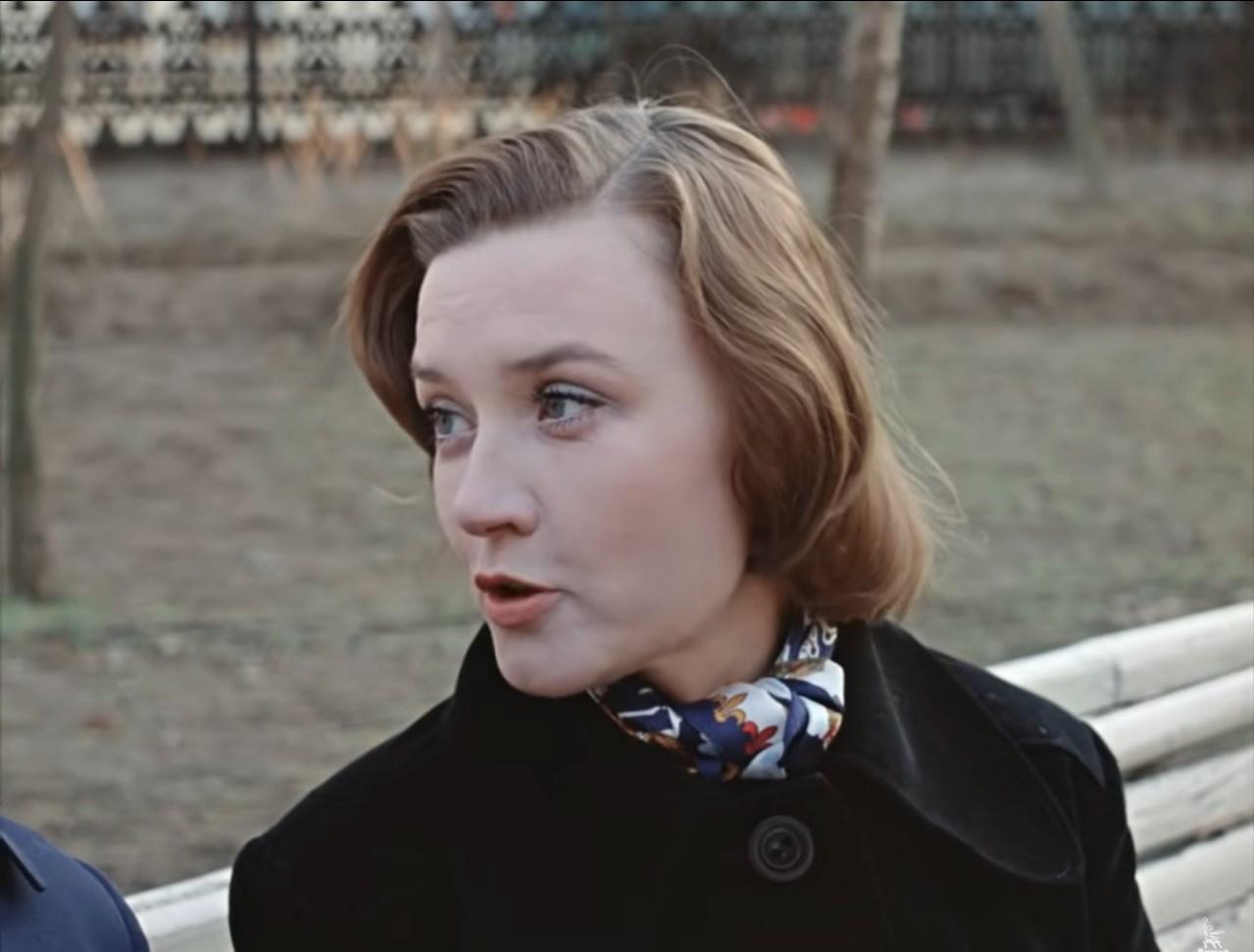 А ты переменилась, Катерина. Раньше ты не... © «Москва слезам не верит» —  цитата из фильма
