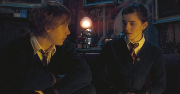 - Невозможно столько чувствовать сразу.... © «Гарри Поттер ...