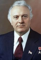 Эдуард Амвросиевич Шеварднадзе