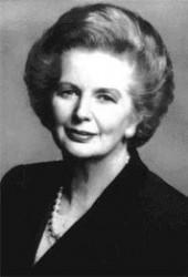 Маргарет Тэтчер