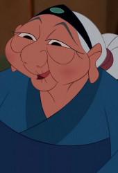 Фа Сенха (бабушка Мулан)