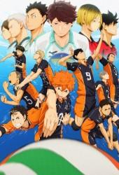 Волейбол!! (Haikyuu!!)