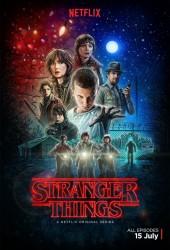Очень странные дела / Загадочные события (Stranger Things)