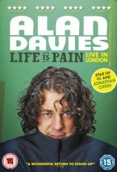Алан Дэвис: Жизнь - это боль (Alan Davies: Life Is Pain)