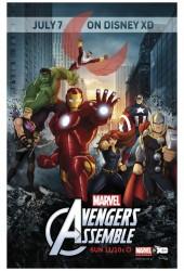 Команда «Мстители» / Мстители, общий сбор! (Avengers Assemble)