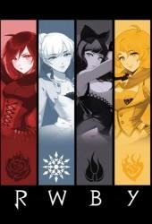 Красный, Белый, Черный, Желтый (RWBY)
