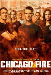 Пожарные Чикаго / Чикаго в огне (Chicago Fire)