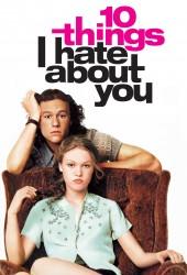 10 причин моей ненависти (10 Things I Hate About You) (1999)