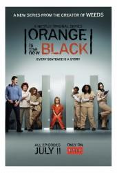Оранжевый - хит сезона (Orange Is the New Black)