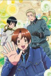 Хеталия и страны Оси (Hetalia: Axis Power)