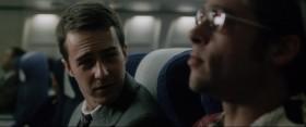 - Тайлер, вы знаете, вы самый интересный из всех моих одноразовых друзей. В самолетах все одноразовое, даже люди. - О, ясно. Очень умно. - Спасибо. - И вам это нравится? - Что? - Быть умником. - Вполне.