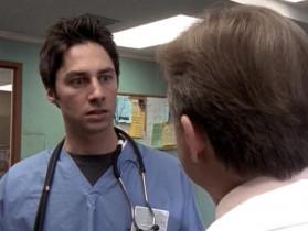 Доктор Дориан, вы понимаете, что вы для меня - всего лишь пустое место в форме? Ради Бога, единственная причина, по которой я ношу с собой этот планшет — это возможность делать вид, что я помню ваши имена.