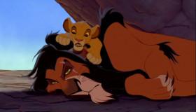 - Дядя Шрам, а кем ты станешь, когда я буду королём? - Травоядным...