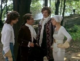 - Баронесса, как вам идёт этот костюм амазонки! Рамкопф, вы, как всегда, очаровательны! Как дела, корнет? Вижу, что хорошо! - Судя по обилию комплиментов, вы опять с плохой новостью.