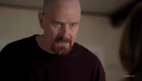 Мне не грозит опасность, Скайлер, я сам опасность! Кто-то откроет дверь и схватит пулю. Думаешь, им буду я?! Нет. Это я постучу в дверь.