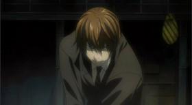 Мой отец? А, Ягами Соитиро! Знаешь, Мацуда, в этом мире такие как он — честные и прямые люди — всегда погибают напрасно!