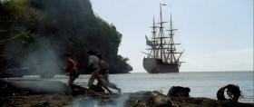 — Мы собираемся украсть корабль? Тот бриг?! — Реквизировать. Мы реквизируем этот бриг. Это морской термин.