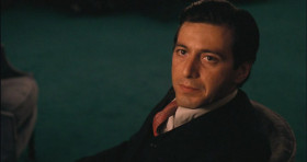 - Майк, нельзя прилетать в Лас Вегас и говорить с Мо Грином таким тоном. - Фредо, ты мой старший брат, и я тебя очень люблю, но никогда и ни с кем не иди против семьи... Никогда.
