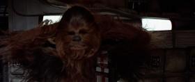 - Пусть выиграет. Глупо огорчать Вуки. - Но сэр, получается, что дроида огорчать можно? - Это оттого, что проигравший дроид никогда не станет выворачивать человеку руки, а Вуки этим славится. - Я вас понял, сэр. R2, я предлагаю новую стратегию - пусть выиграет Вуки.