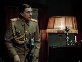Полковники Генштаба не бегают, они ездят в командировку.