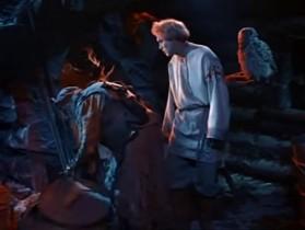 Вот тебе, голубчик, овчинный тулупчик!
