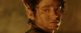 - Фродо!  - Я здесь, Сэм! - Бросайте!.. Давайте, не ждите! Бросайте его в огонь! Чего вы ждёте? Покончите с ним! - Кольцо моё! - Нет... Нет...Неееет!!!