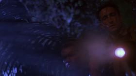 - Попался, ублюдок! Убил.. всё... - Чёрт. Ты убил кабана! - Что за... - Не мог найти кого-то побольше? - Пошёл ты, Пончо! Пошёл ты!