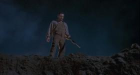 - Пожалуйста, положи винтовку на землю. - Ну ты размечтался! Получишь её только через мой труп! - Предложение приемлемо.