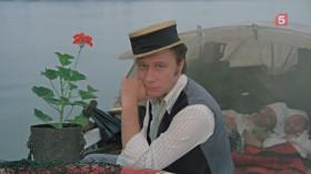 Добрый вечер, леди и джентльмены. Может, утро, а может, ночь. У нас отсырели и остановились часы. Такой туман на Темзе...