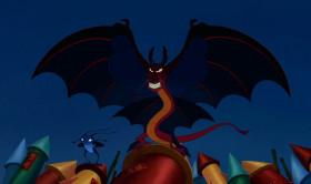 - Ты кто?! - Дракон в пальто!