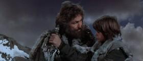 Никому в этом мире ты не можешь доверять - ни мужчинам, ни женщинам, ни животным... Верь только в это. [<em>указывая на меч</em>].