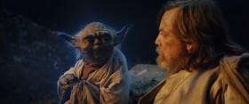 Люк, мы те, кого должны превзойти. В этом - истинное бремя всех наставников.