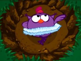 Рецепт хорошего отдыха №1: лечь на травку, раскинуть крылья и лежать, лежать, лежать.