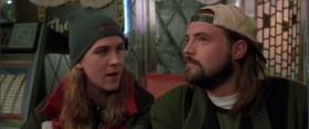 - Мне предсказали, что я вас встречу, и вы оба меня проводите. - Что ты там придумала? Не успели спасти твою попку от тех бешеных гномов, и на тебе, заява - веди её туда, сам не знаю куда!  <...> - Вы всё равно двигались в Нью-Джерси, так и меня с собой прихватите. - Я будто Хэн Соло, ты - Чуи, она - Бен Кеноби, и мы торчим в том кабаке!