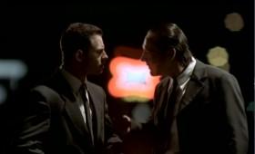 - Брось, Фрэнки - мужик не злой! - Ты серьёзно? Я слышал, он откусил яйца своему должнику, причем оба за один укус. И проглотил их!