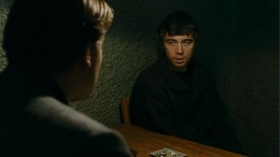 — Я имею право задержать вас ещё на трое суток до выяснения обстоятельств. — Тебе надо?