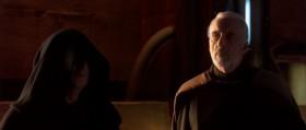 - Сила с нами, Владыка Сидиус. - Рад видеть, Владыка Тиранус. Вы добились успеха. - Отличная новость, Владыка. Война началась.