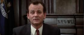 - Доктор Венкман, скажите пожалуйста суду, зачем вам и вашим подельникам понадобилось копать такую большую яму в самом центре Первой Авеню? - Там столько ям... и мы думали, что нашу никто не заметит.