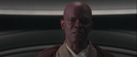— Именем галактического Сената республики.. Вы арестованы, канцлер. — Вы угрожаете мне, магистр Винду? — Вашу участь решит Сенат. — Это я ваш Сенат!  — Ещё нет. — Значит, это измена.