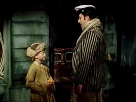- Дядь, дай десять копеек! Ну дай десять копеек! Десять копеек дай! - Может тебе дать ещё ключ от квартиры, где деньги лежат?