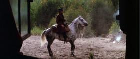 «И когда Он снял четвертую печать, я слышал голос четвёртого животного, говорящий: иди и смотри. И я взглянул, и вот, конь бледный, и на нём всадник, имя которому «смерть»... и ад следовал за ним.»
