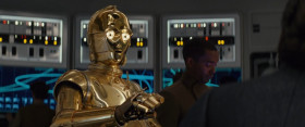 - Убери эту нервозную гримасу со своего лица, 3PO. - О! Я, конечно, попробую генерал... Нервозную?